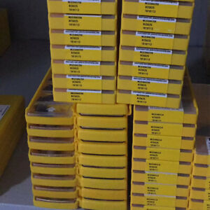 Kennametal Ngd3062rk Kc5025 Grooving And Cut off Carbide Inserts 10pcs New