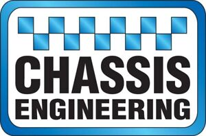 Chassis Engineering Drop Crossmember 2in X 3in 120 Wall