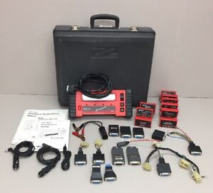 Snap On Mt2500 Diagnostics Scanner Kit W Manuals Accessories