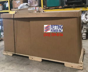 New 30kw Cummins Natural Gas Stationary Standby Generator C30 n6 sn L150906252
