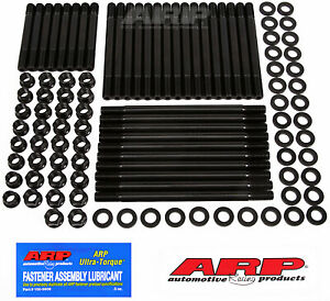Arp 145 4003 Cylinder Head Studs Hex Nuts Chrysler 426 Hemi 7 16 In Diamete