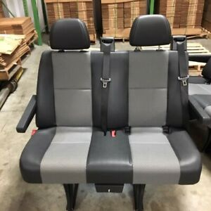 Mercedes Sprinter Van Passenger Bench Seats
