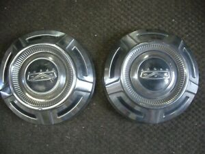 Ford Truck Dog Dish Hub Caps Hubcaps Stainless