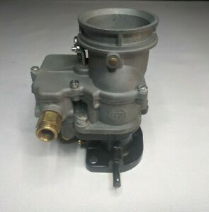 Vintage Stromberg Big Logo 97 Ford Rebuilt Carburetor Hot Rod Flathead Model A