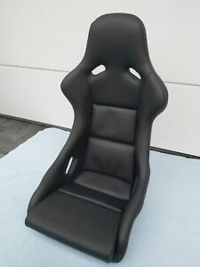 Recaro Pole Position Seats Real Leather Pair Brand New 070 77 0422
