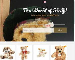Steiff Teddy Bears Website Business Make 297 00 A Sale Instant Traffic System