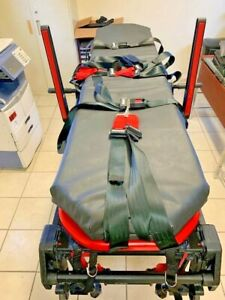 Ferno Inx Inline Track Power Cot Ambulance Stretcher Electric Ez Load