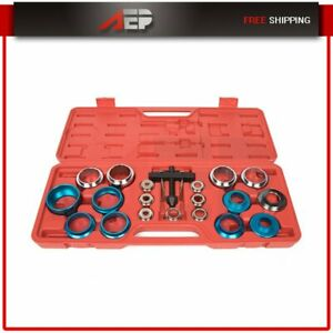 Universal Car Crank Bearing Camshaft Oil Seal Remover And Installer Tools 20pcs