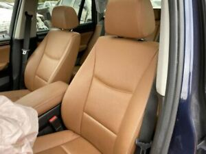 Driver Front Seat Bucket Electric Air Bag Leather Fits 11 17 Bmw X3 381254