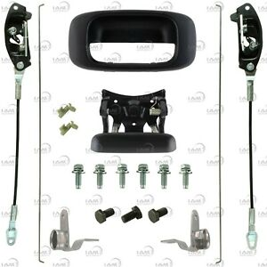 New Tailgate Hardware Repair Kit For 99 06 Chevrolet Chevy Silverado Gmc Sierra