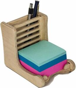 Sticky Notes Cube 3 x3 And Pen Holder paper Not Included