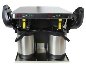Newco 121767 20 1 Dual Ap Combo Coffee tea Brewer new Authorized Seller