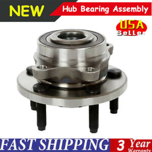 New Chassis Parts Wheel Hub And Bearing Assembly Rear Ford Each 513275