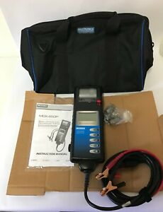 Midtronics Mdx 650p Battery Conductance And Electric System Analyzer Kit