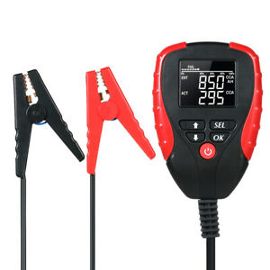 Lcd 12v Car Battery Load Tester Vehicle Battery Analyzer Diagnostic Tool K6c6