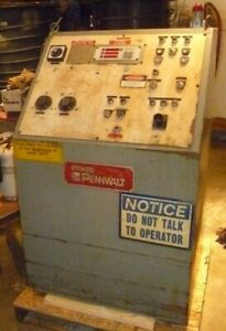 Stokes Vacuum Coating Furnace Control Panel And Power Supply