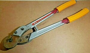 Koch Ki 100 Wire Rope Cutter Cable Cutter Used