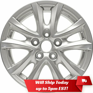 New 16 Replacement Alloy Wheel Rim For 2014 2015 2016 Mazda 3 64961