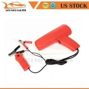 Professional Car Inductive Timing Light Tester Gun Engine Ignition Xenon Lamp