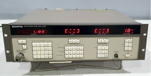 Boonton 8200 For Sale modulation Analyzers rf Test b1