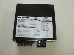 Whelen Bl 420a 4 Outlet Power Switch Bl420a Quantity Available
