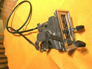 1955 1957 Ford Thunderbird Heater Control Assembly With Cables
