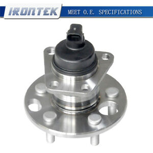 Rear Wheel Bearing Hub For Chevy Cavalier Beretta Pontiac Grand Am Sunfire