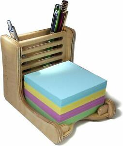 Note Cube 3 5 X 3 5 And Pen Holder paper Not Included