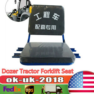 Tractor Seat Dozer Seat Tractor Forklift Seat Us Hot