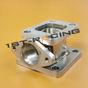 Cast Iron T3 Turbo Adapter Flange 35 38 External Wastegate Relocation Adaptor