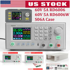 Rd6006 Usb Dc dc Voltage Current Step down Power Supply Module Buck Converter Us