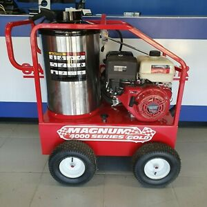 2019 Easy kleen Magnum 4000 Series Hot Water Pressure Washer Diesel Burner New