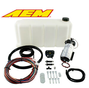 Aem V2 Hd Water Methanol Injection Kit For Diesel 5 Gallon 30 3301