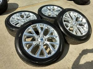 22 Ford Expedition F 150 Oem 2019 2020 Navigator Rims Wheels 2018 10145 New