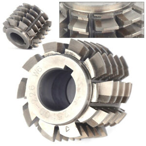 Gear Hob Cutter Dp 8 Hss m2 For Hobbing Machine small Module Gear Processing