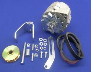 1 Wire Deluxe Alternator Kit Fits Lincoln Sa 200 250 Redface Shorthood W 5 8