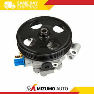Power Steering Pump 20 1401 Fit 07 12 Ford Edge Fusion Lincoln Mkx 3 5l 8303759