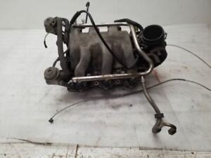03 Mercedes E320 M112 3 2l V6 Intake Manifold With Injectors 18165