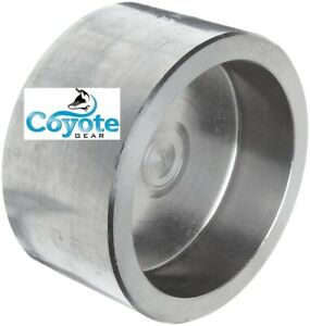 316 Ss 2 Socket Weld Pipe Cap High Pressure Stainless 3000 Coyote Gear