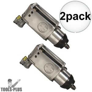 Astro Pneumatic 136e 3 8 Drive Butterfly Impact Wrench 2x New