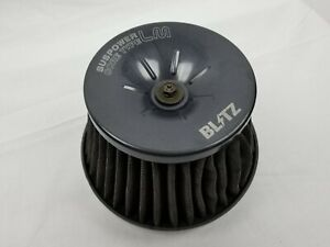 Genuine Blitz Sus Power Core Type Lm Air Filter Jdm 6 With Clamp From Japan