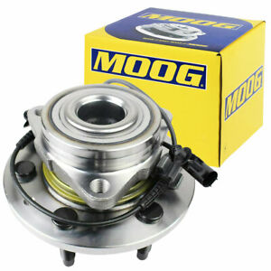 Moog 515096 Front Wheel Hub Bearing Assembly For 2008 13 Chevy Silverado 1500 Us
