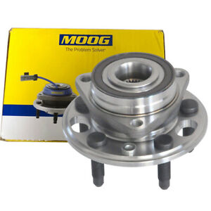 Moog Hub Assemblies 513288 Wheel Bearing And Hub Assembly Fits Chevy Chevrolet