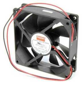 Dayton 6kd69 Axial Fan Square 12vdc Phase 48 Cfm 3 5 8 W