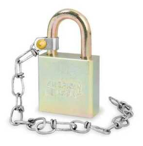 American Lock A5200glwn Keyed Padlock different 1 3 4 w