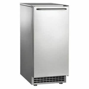 Ice o matic Gemu090 Undercounter Ice Maker 85 Lb With 22 Lb Bin