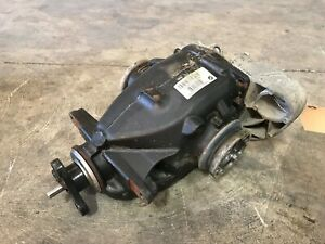 07 13 Bmw E90 E92 328xi Automatic Awd Rear Differential Carrier 3 91 Ratio