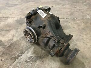 08 09 10 Bmw E60 550i Manual Transmission Rear Differential Carrier 2 93 Ratio