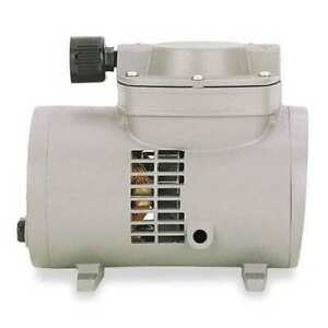 Thomas 907cdc18 Compressor vacuum Pump 1 10 Hp 12v