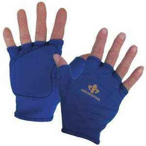 Impacto 50100120022 Impact Gloves s blue fingerless right